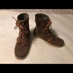 Speedy Womens Boots